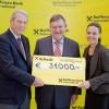 kleine herzen von der neuen Raiffeisen Bank International ausgezeichnet