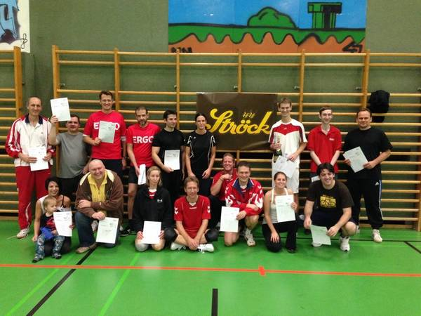 Ergo Volleyball Team