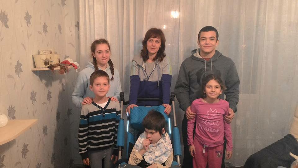 Violetta und ihre Kinder