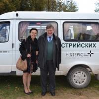 Eine enge Partnerschaft mit Erfolg  H.Stepic CEE Charity