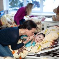 Die behinderten Kinder von Bohodukhiv, Ukraine