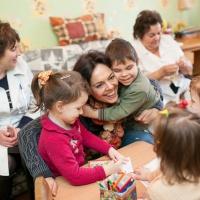 Die Kinder von Green Grove, Ukraine
