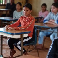 Schule fuer alle Kinder Kambodscha