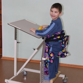 Medizinische Ausrüstung leistet Wunder bei behinderten Kindern