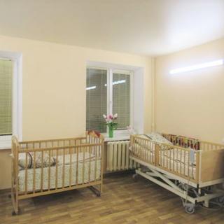 Menschenwürdiges Leben für die schwerbehinderten Kinder von Bohodukhiv