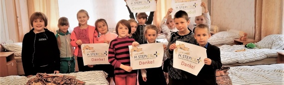 80 neue Betten für die Kinder von Pushgory