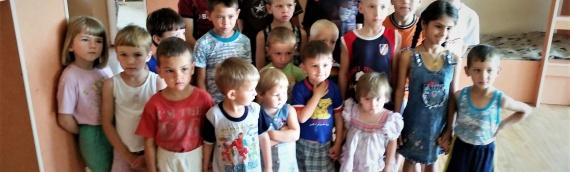 Ethenea unterstützt Waisenkinder aus der Donbass Kriegszone