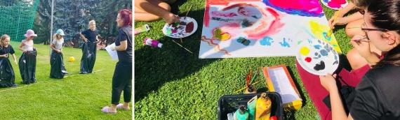 ERGO Beachvolleyball-Turnier 2018 zugunsten von kleine herzen