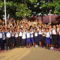 Großartige Unterstützung durch die Paten der Kinder des FLO-Kinderheimes