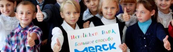 Weg ins Leben – Wie kleine Schals das Leben von behinderten und elternlosen Kindern in Russland verändern werden