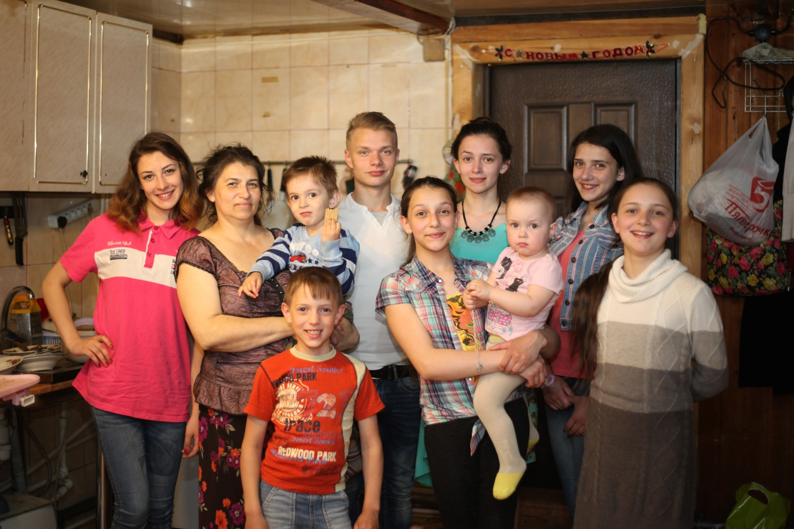 What should poor families in Russia do