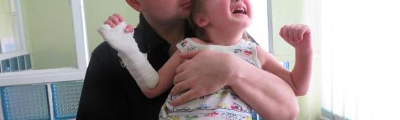 Hilfe für Kinder mit unheilbaren Krankheiten – Kinderpalliativstation in Kiew