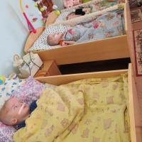 Zum Leben im Liegen gezwungen - die Kinder von Bobrovo