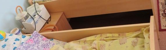 Zum Leben im Liegen gezwungen – die Kinder von Bobrovo