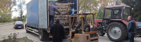 Hilfstransport Ukraine und Transnistrien