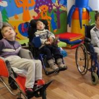 Hilfe für die schwerbehinderten Kinder von Belskoye-Ustye, Russland