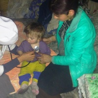 Medical aid for families in need, Ukraine