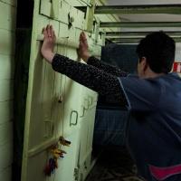 Neue Wäschereiausrüstung für das Kinderheim von Porkhov