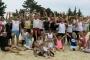 ERGO Beachvolleyball Turnier 2016 zu Gunsten von Waisenkindern in Russland