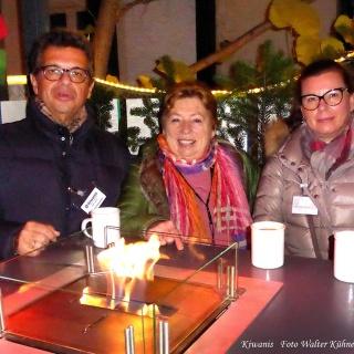 Der KIWANIS Club Wien-Klimt unterstützt kleine herzen